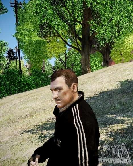 Old Niko para GTA 4 segundos de pantalla