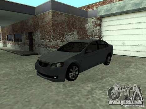 Holden Calais para GTA San Andreas