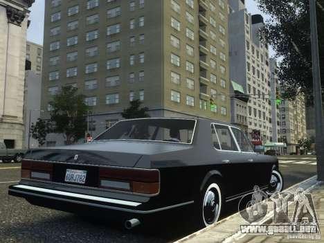 Rolls-Royce Silver Spirit 1990 para GTA 4 left