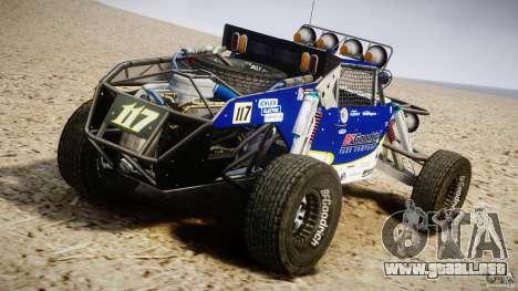 Ickler Jimco Buggy [Final] para GTA 4 visión correcta