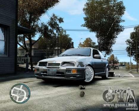 Ford Sierra RS500 Cosworth v1.0 para GTA 4