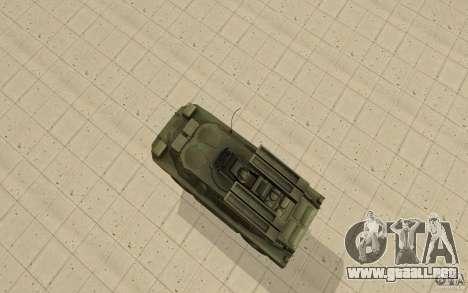 9 k 31 Strela-1 estándar para la visión correcta GTA San Andreas