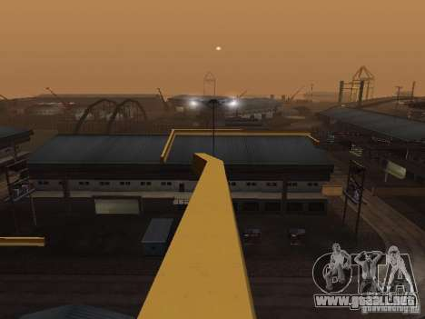 Huge MonsterTruck Track para GTA San Andreas undécima de pantalla