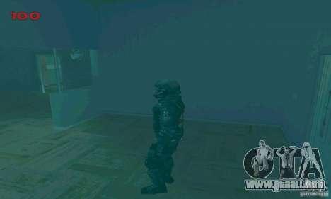 Sello de Ambrelly para GTA San Andreas séptima pantalla