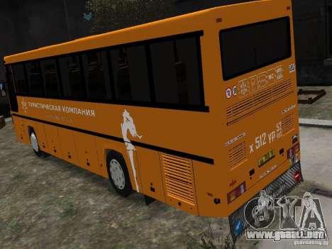 MAZ 152A para GTA 4 left