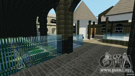 Grand Mosque of Diyarbakir para GTA 4 adelante de pantalla