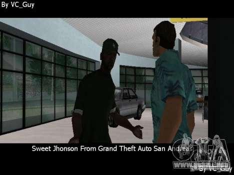 SA Characters para GTA Vice City quinta pantalla