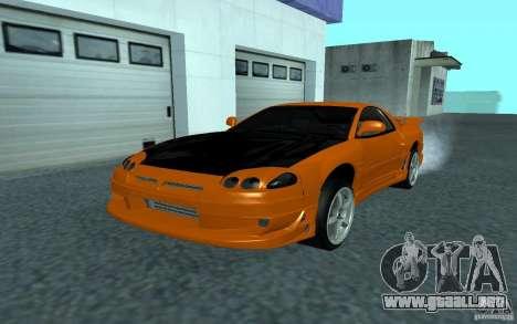 Mitsubishi 3000GT para GTA San Andreas