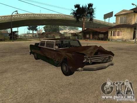 OceanicShit para GTA San Andreas left