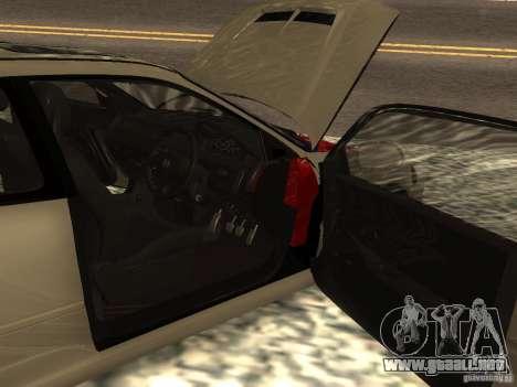 Honda Civic EG6 JDM para la visión correcta GTA San Andreas