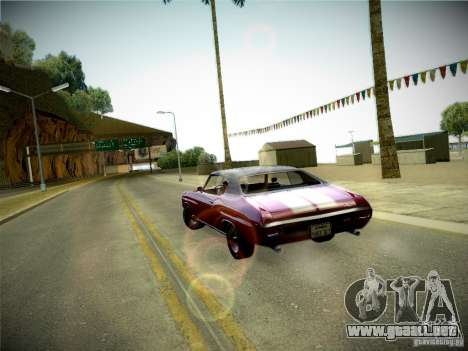 IG ENBSeries for low PC para GTA San Andreas segunda pantalla