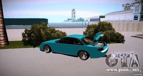 Nissan Silvia S14 JDM WAY para GTA San Andreas left