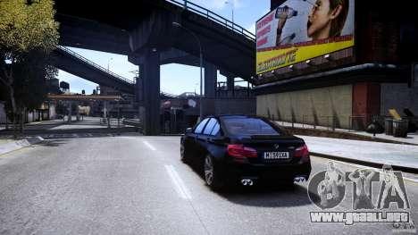 Mid ENBSeries By batter para GTA San Andreas quinta pantalla