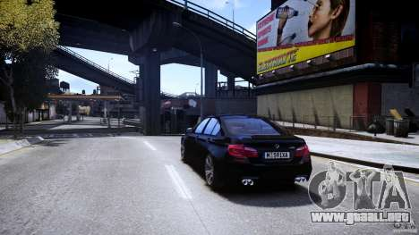 Mid ENBSeries By batter para GTA 4 vista hacia atrás