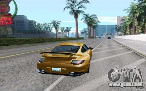 Advanced Graphic Mod 1.0 para GTA San Andreas quinta pantalla