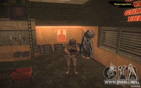 Recarga de armas para GTA San Andreas segunda pantalla
