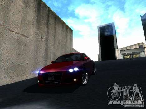 Audi TT 2009 v2.0 para GTA San Andreas
