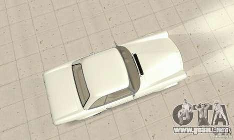Mercedes-Benz 280SL (brillante) para la visión correcta GTA San Andreas