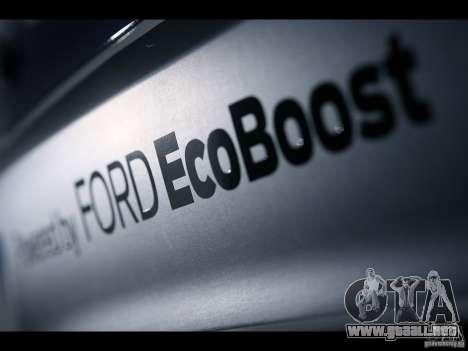 Pantallas de carga Ford para GTA San Andreas tercera pantalla
