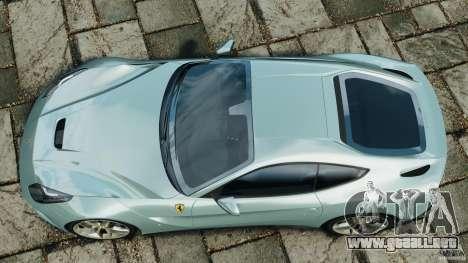 Ferrari F12 Berlinetta 2013 [EPM] para GTA 4 visión correcta