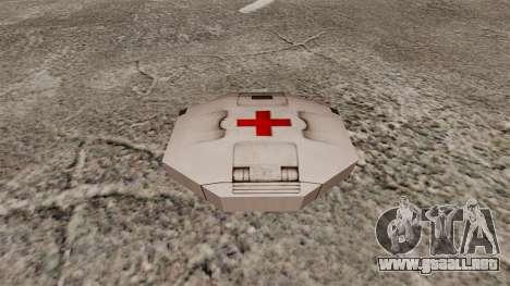 Nueva caja de caché Kit Halo para GTA 4 segundos de pantalla