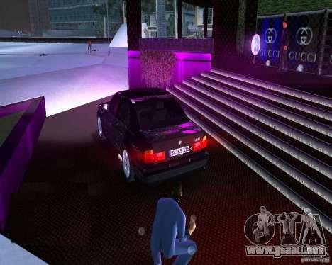 BMW M5 E34 1990 para GTA Vice City left