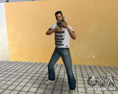 MP5K para GTA Vice City sucesivamente de pantalla