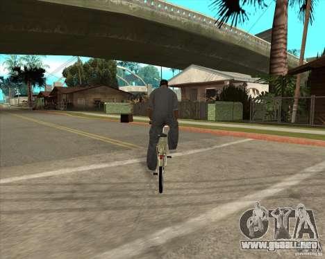 Nueva moto para GTA San Andreas left