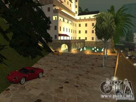 Mega Cars Mod para GTA San Andreas segunda pantalla