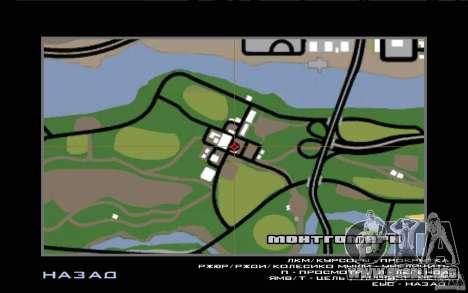 Fábrica de Coca Cola para GTA San Andreas quinta pantalla