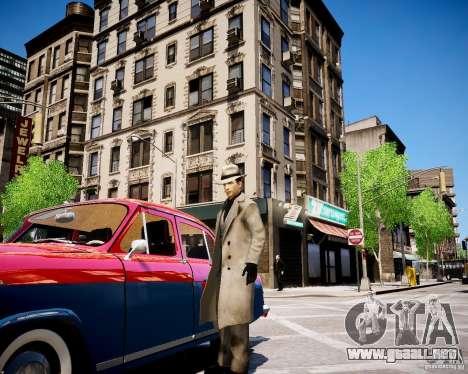 Vito Scaletta para GTA 4 adelante de pantalla