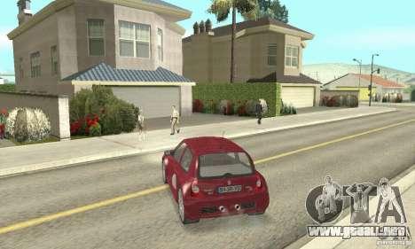 Renault Clio Phase 2 para GTA San Andreas left