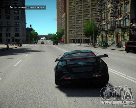 iCEnhancer 2.1 Final para GTA 4 octavo de pantalla