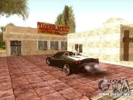 Nuevo Enb series 2011 para GTA San Andreas sexta pantalla
