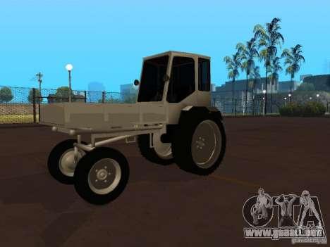 Tractor T16M para GTA San Andreas