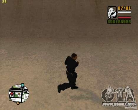 39 animaciones del juego Assassins Creed para GTA San Andreas tercera pantalla
