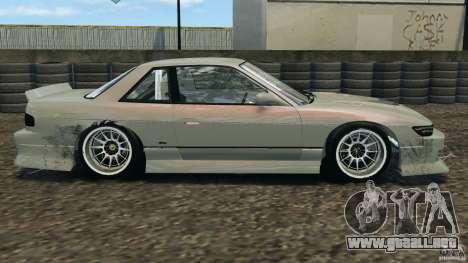 Nissan Silvia S13 DriftKorch [RIV] para GTA 4 left