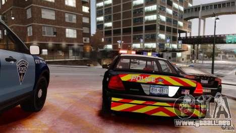 Emergency Lighting System v7 para GTA 4 tercera pantalla