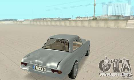 Mercedes-Benz 280SL (brillante) para vista inferior GTA San Andreas