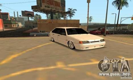 Ваз Dag 2114 estilo para GTA San Andreas