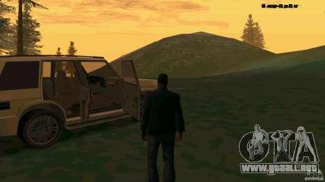 HD Huntley para la visión correcta GTA San Andreas