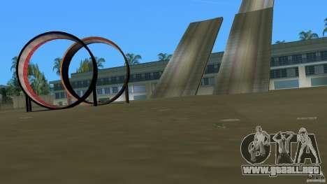 Stunt Dock V2.0 para GTA Vice City sucesivamente de pantalla