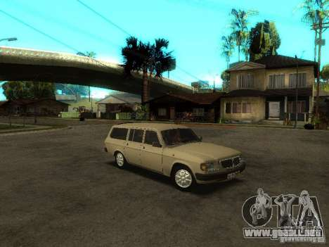 GAZ Volga 310221 Wagon para GTA San Andreas