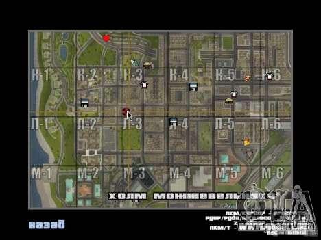 Nueva tienda de textura SupaSave para GTA San Andreas octavo de pantalla