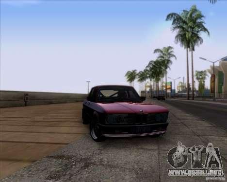 BMW 5-er E28 para la visión correcta GTA San Andreas