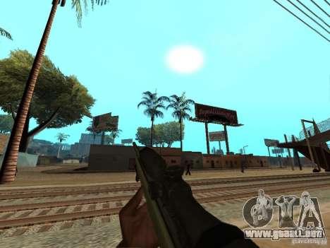 M40A3 para GTA San Andreas segunda pantalla