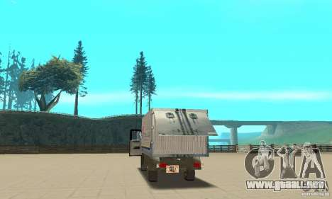 433112 ZIL con afinación para visión interna GTA San Andreas