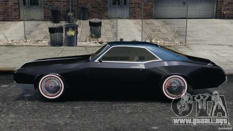 Buick Riviera 1966 v1.0 para GTA 4 left