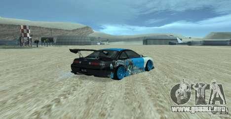 Nissan Silvia S14 NonGrata para GTA San Andreas left