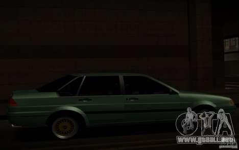 Ford Versailles 1992 para GTA San Andreas vista posterior izquierda